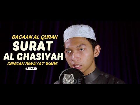 Bacaan Al-Quran Riwayat Wars: Surat 88 Al-Ghasiyah - Oleh Ustadz Abdurrahim - Yufid.TV