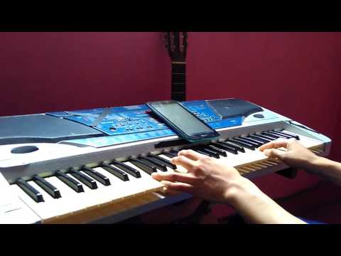 Jessie J  - Flashlight Piano Cover
