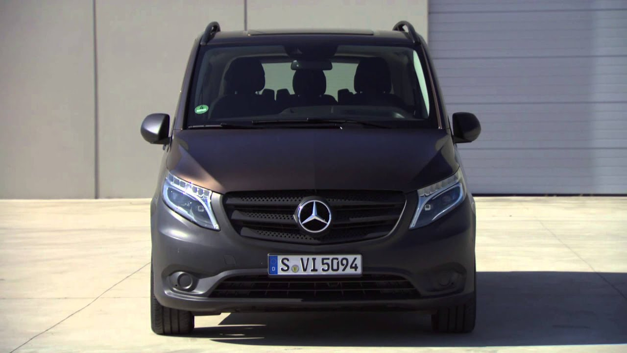 2015 mercedes benz vito tourer pro 116 cdi interior and. Black Bedroom Furniture Sets. Home Design Ideas