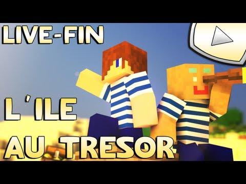 Minecraft : L'ile au Tr ésor | Episode Final [Live]
