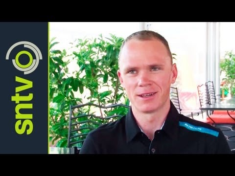 Chris Froome on Tour de France and Lance Armstrong