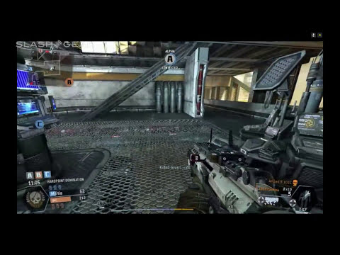 NVIDIA SHIELD Tablet GameStream with Titanfall