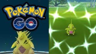 Neuer Shiny-Rekord - Shiny-Larvitar fast entwickelt?! | Pokémon GO Deutsch #651