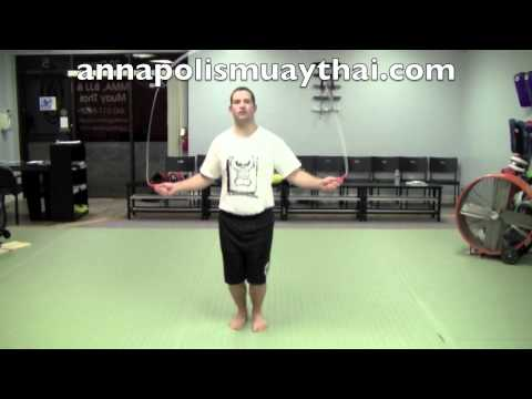 How to jump rope for MMA/Thai Boxing training Image 1