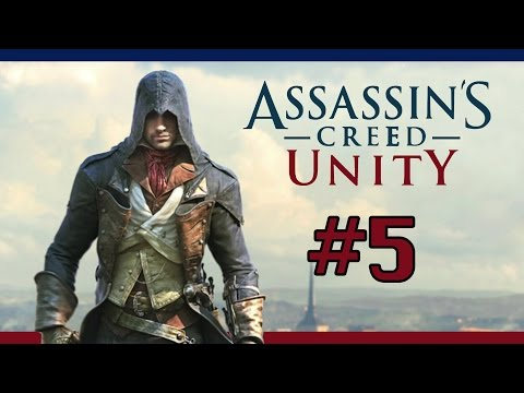 "Assassin' s Creed Unity – Walkthrough 05 [ Séquence 2: Mémoire 2 ] "" Renaissance """