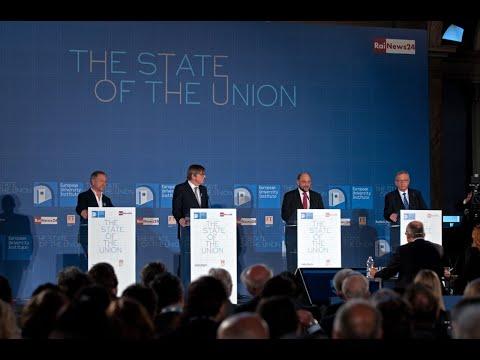 SoU2014 - EU Elections - Presidential Debate