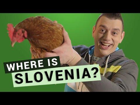 Slovenian Lover | Where is Slovenia? - Episode 1
