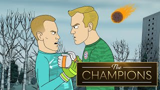 The Champions: Season 3, Episode 5