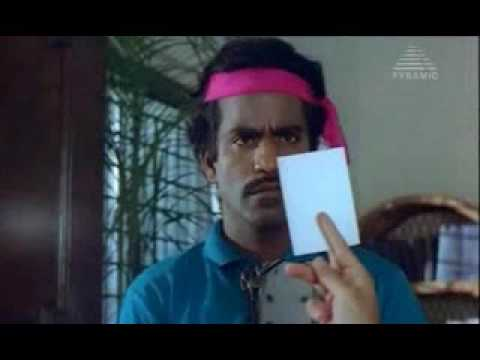 Goundamani in Singaravelan - Part 1