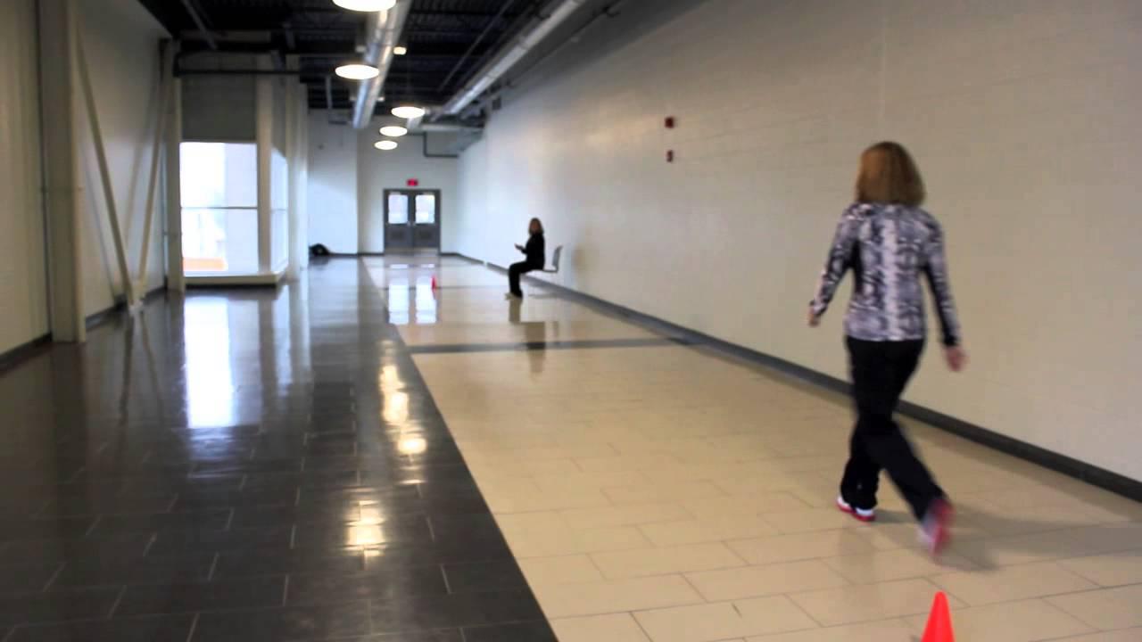 Minute walk test youtube