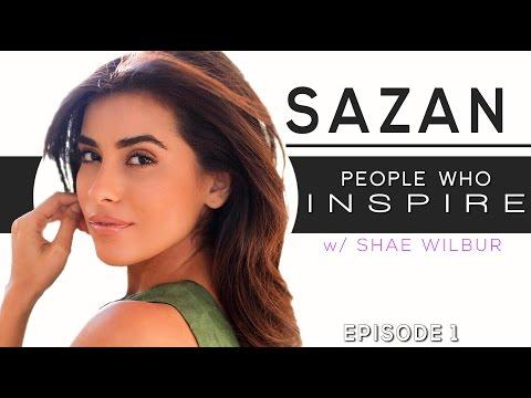 SAZAN HENDRIX Interview | People Who Inspire Ep. 1