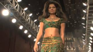 INDIA FASHION WEEK  ABDUL HALDER BACKSTAGE FashionTV