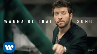 Brett Eldredge - Wanna Be That Song (Official)