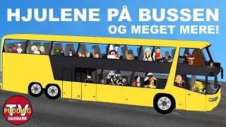 Danske børnesange - Hjulene på bussen og meget mere!