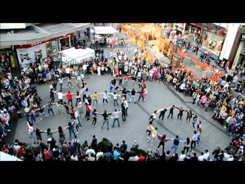 Zorbas Birmingham Flash Mob Music Videos