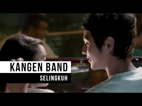 Download Lagu KANGEN BAND - Selingkuh (Official Music Video) MP3 Free