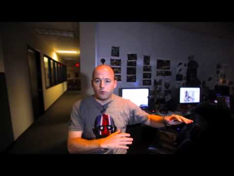 1UP's Cross Country Tour: id Software Office Tour