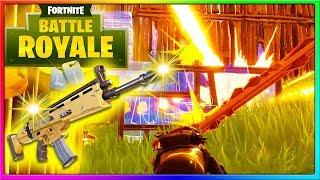 BUILDING LIKE A MASTER...jk | Fortnite Battle Royale Squad Gameplay