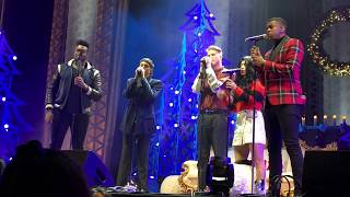 Pentatonix Hallelujah Washington Dc December 2 2018