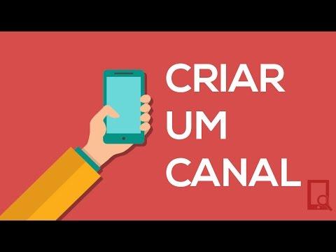 Como criar um canal no YouTube pelo celular | Pixel Tutoriais thumbnail