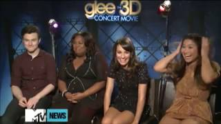 Glee Cast Talking About Each Other
