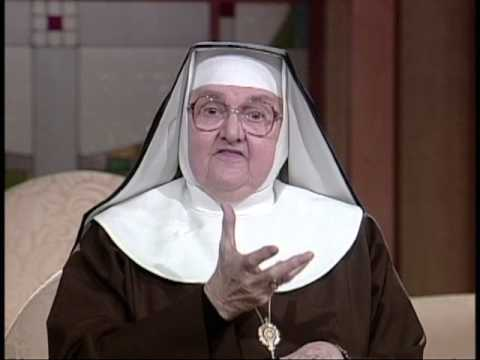 Mother Angelica Live Classics -  TO UNDERSTAND IS TO KNOW CHRIST'S LOVE Oct 21, 1997
