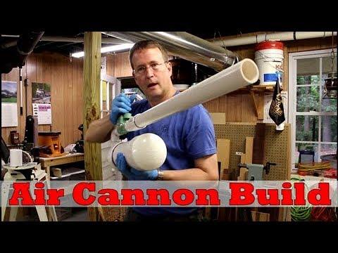 Air Cannon Build