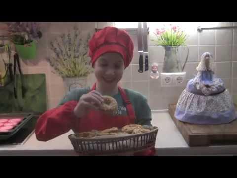 ОРЕХОВЫЕ КОЛЬЦА как в детстве (готовит моя доченька)