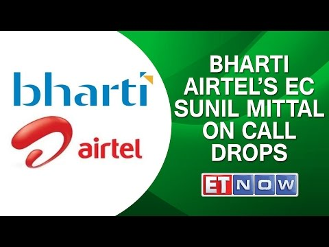 Bharti Airtel's EC Sunil Mittal On Call Drops Issue & More
