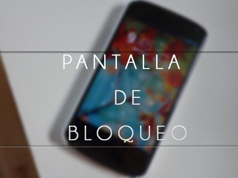 MEJOR APLICACION PANTALLA DE BLOQUEO ANDROID 2014 // TECHDROID