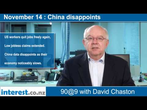 90 seconds @ 9am: China disappoints