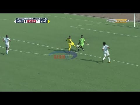 MAGOLI YOTE: AZAM FC 1-2 YANGA SC (27/01/2018) thumbnail