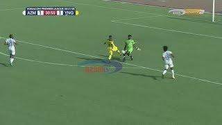 MAGOLI YOTE: AZAM FC 1-2 YANGA SC (27/01/2018)