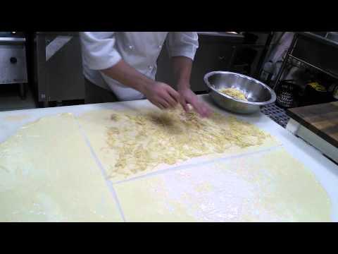 Как приготовить ханум - видео