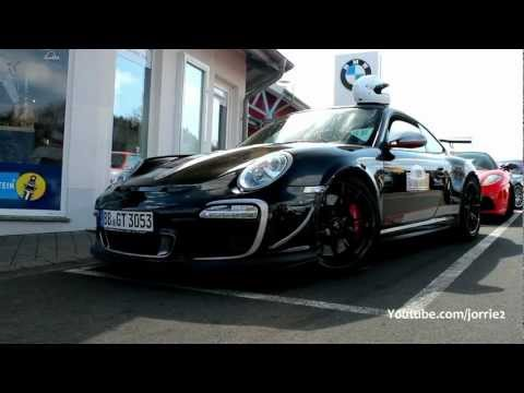Porsche 997 GT3 RS 4.0 Sound!! - 1080p HD