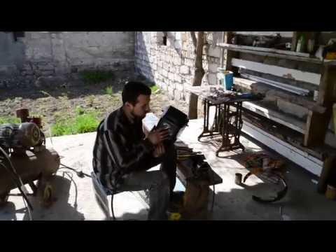 Уроки сварки аргоном - видео