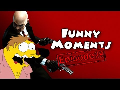 Funny Moments Episode 28: Hitman Absolution