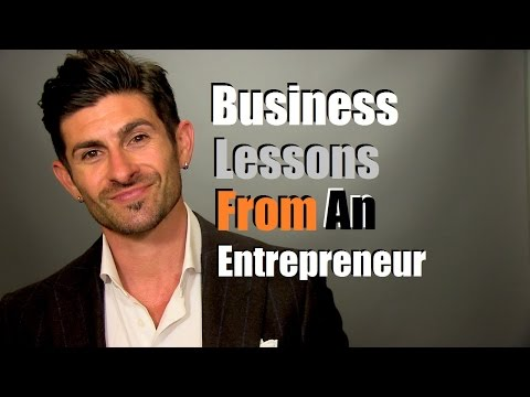 10 Business Lessons I Learned As An Entrepreneur