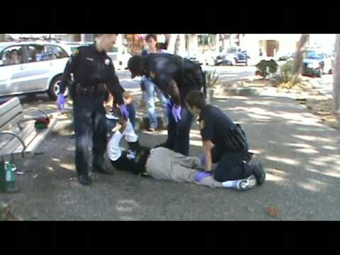 Berkeley Police Use Excessive Force, Twice!