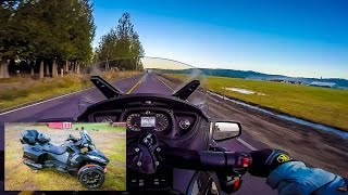 1st Ride Home!! - What an Adventure!! | 2016 RT-SPE | MotoVlog 255