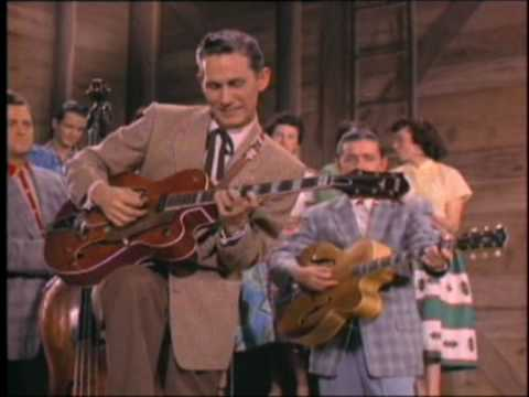 Chet Atkins - Mr. Sandman (TV 1954) tab