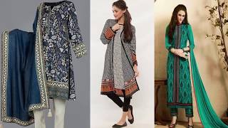 Latest Casual Dresses Designs For Girls | party wear one piece dresses | beautiful one piece dress