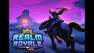 TSL Plays Realm Royale and Wins!
