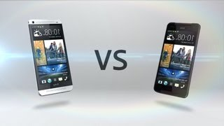 HTC Butterfly S Vs. HTC One
