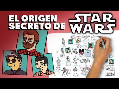 El origen secreto de Star Wars