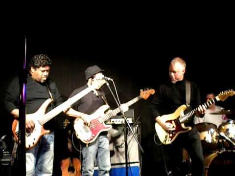 Chieli Minucci , D.Labbate , H.Sopacua 2 bass jam @bassgallery Beilen