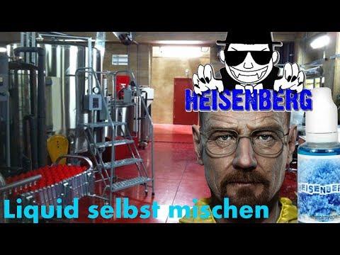 heisenberg liquid selbst mischen DIY