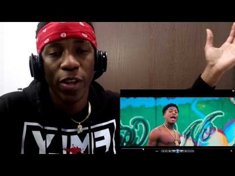 HE REALLY DROPPED IT!!...NBA YOUNGBOY THROUGH THE STORM REACTION VIDEO!!