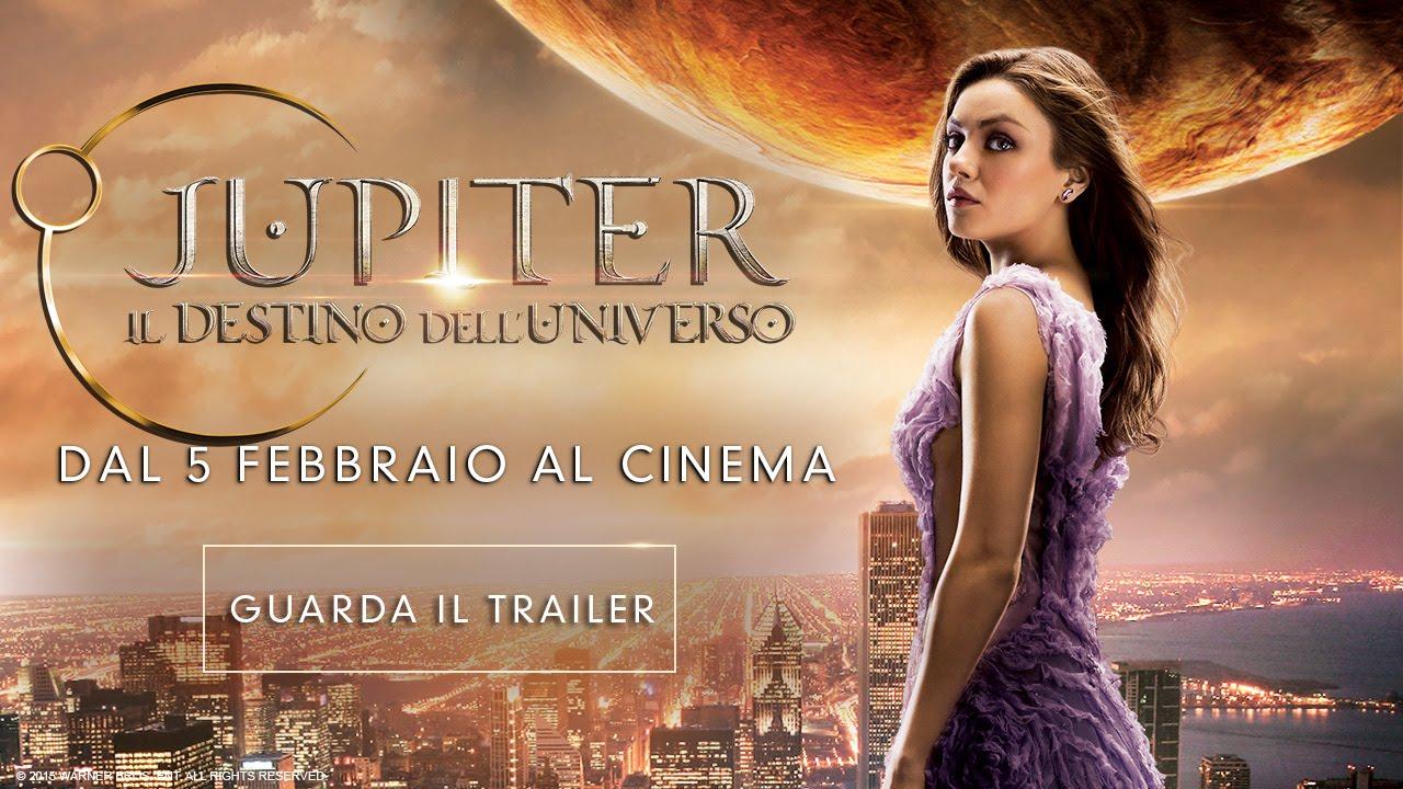 Jupiter il destino dell 39 universo nuovo trailer - La finestra sul cortile trailer ita ...