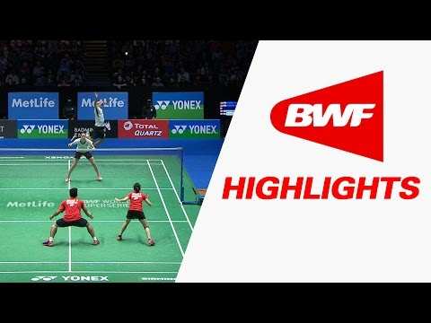 Yonex All England Open 2016 | Badminton F – Highlights